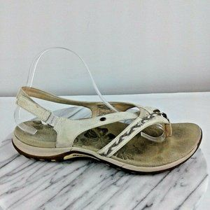 Merrell Stella Bloom Silver Birch Sport Sandals
